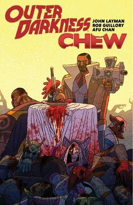 Outer Darkness/Chew poster