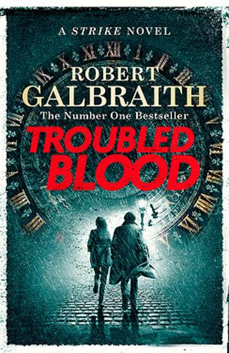 Troubled Blood poster