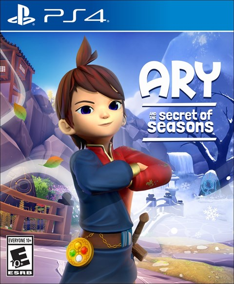 Ary and the Secret of Seasons poster