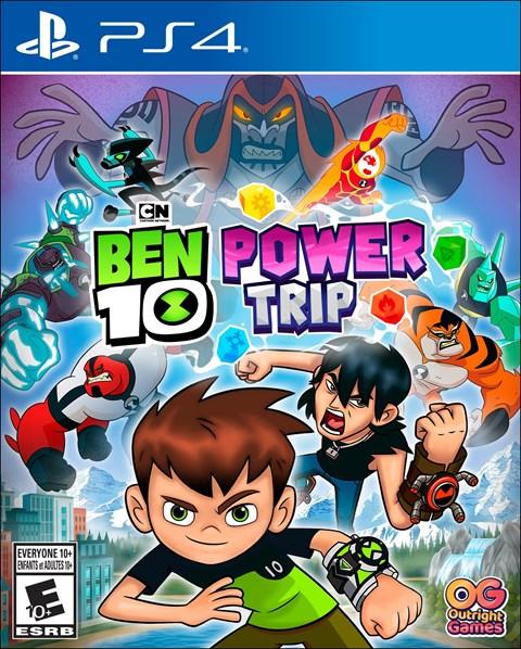 Ben 10: Power Trip poster
