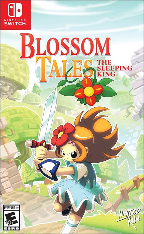 Blossom Tales: The Sleeping King poster