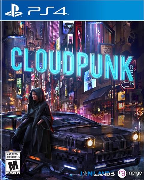 Cloudpunk poster