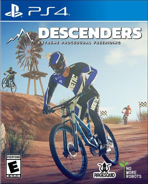 Descenders poster