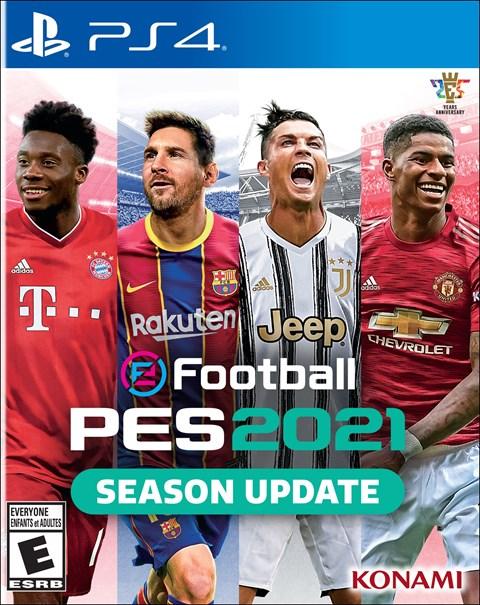 eFootball PES 2021: Season Update poster
