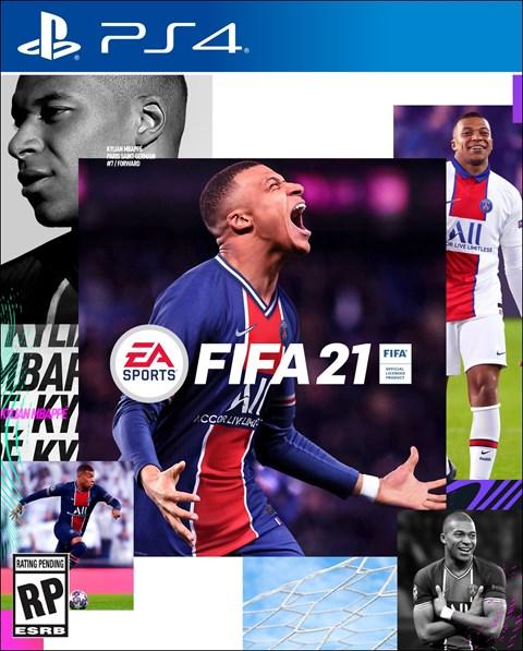 FIFA 21 poster