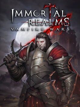 Immortal Realms: Vampire Wars poster