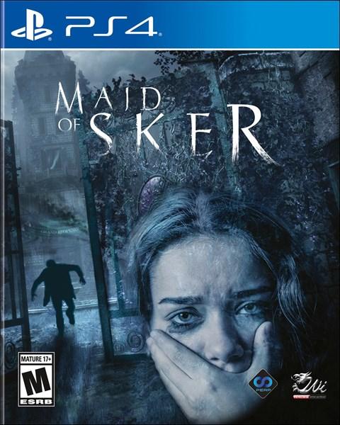Maid of Sker poster