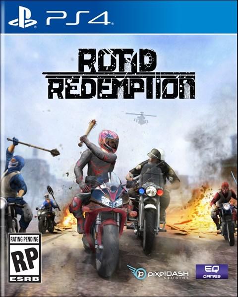 Road Redemption poster