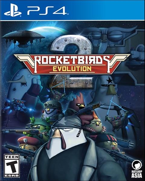 Rocketbirds 2: Evolution poster