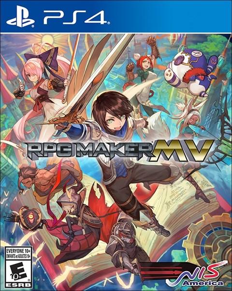 RPG Maker MV poster