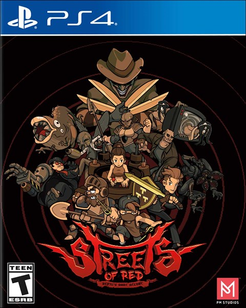 Streets of Red: Devil's Dare Deluxe poster