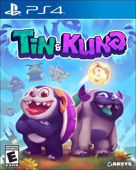 Tin & Kuna poster