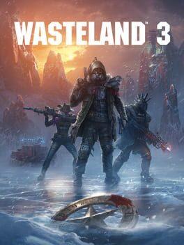 Wasteland 3 poster
