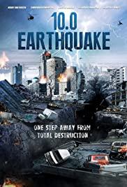 10.0 Earthquake poster