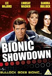 Bionic Showdown: The Six Million Dollar Man and the Bionic Woman poster