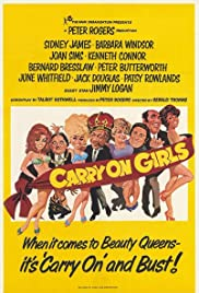 Carry on Girls poster