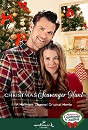 Christmas Scavenger Hunt poster