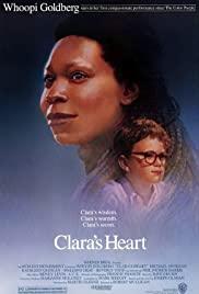 Clara's Heart poster