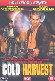 Cold Harvest poster