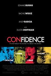 Confidence: After Dark poster