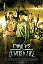 Cowboys vs Dinosaurs poster