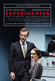 Experimenter poster