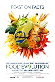 Food Evolution poster