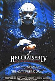 Hellraiser IV: Bloodline poster