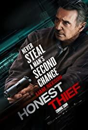 Honest Thief poster