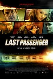 Last Passenger poster