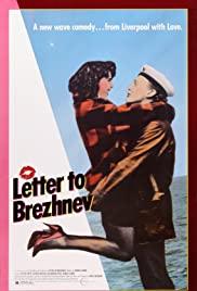 Letter to Brezhnev poster