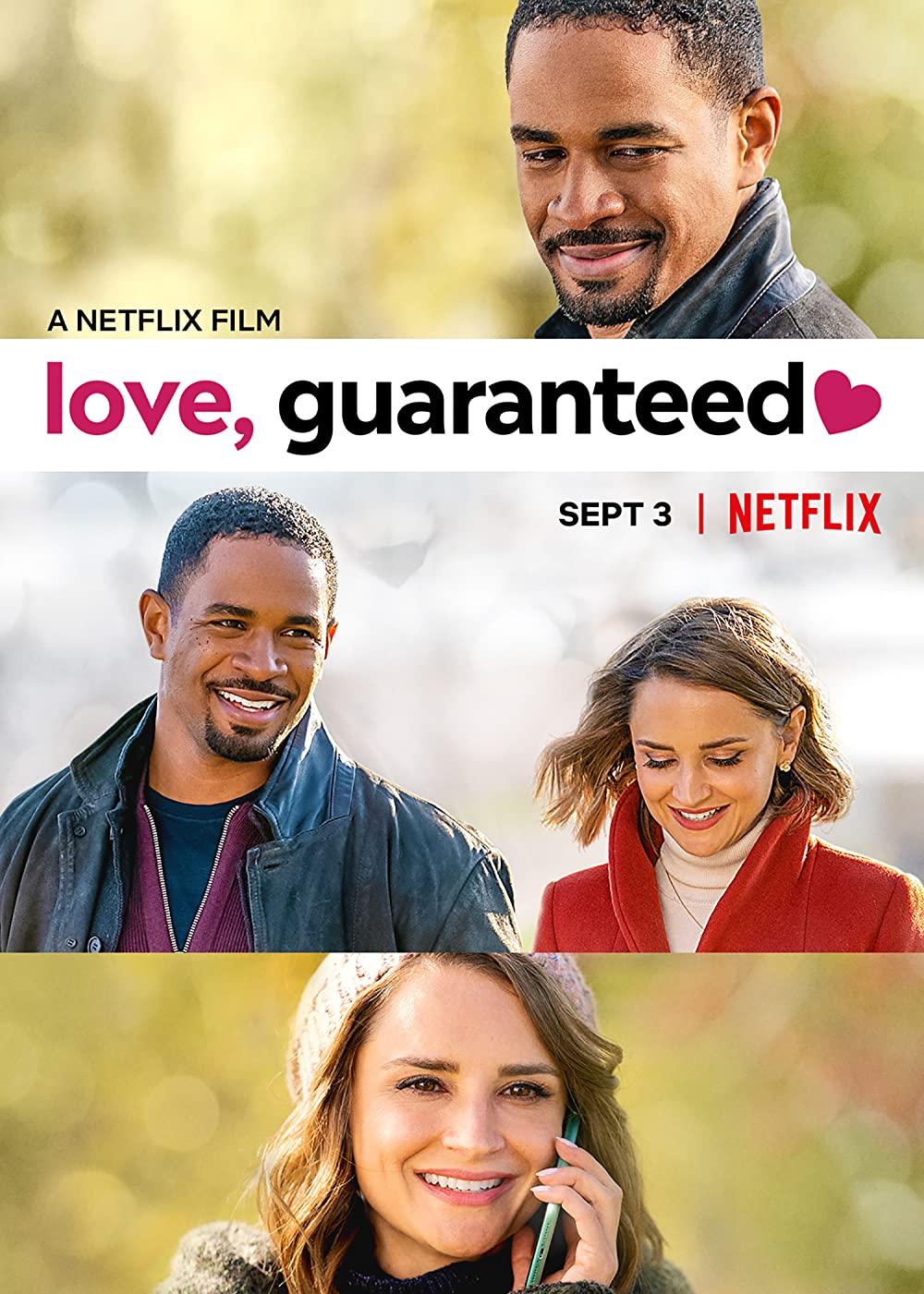 Love, Guaranteed poster