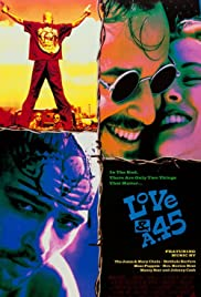 Love and a .45 poster