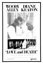 Love and Death poster