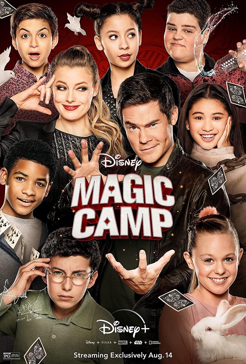 Magic Camp poster