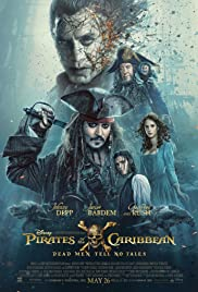 Pirates of the Caribbean: Salazar's Revenge poster