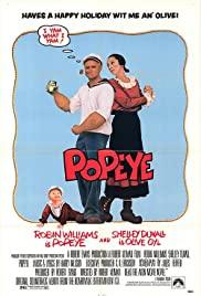 Popeye poster