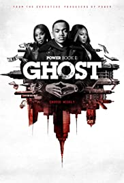 Power Book II: Ghost poster