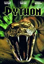 Python poster