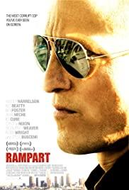 Rampart poster
