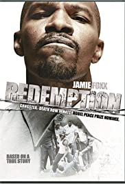 Redemption: The Stan Tookie Williams Story poster