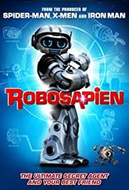 Robosapien: Rebooted poster