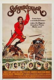 Scarlet Buccaneer poster