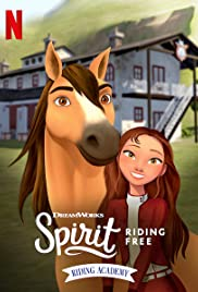 Spirit Riding Free: Riding Academy poster