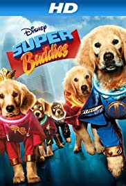 Super Buddies poster