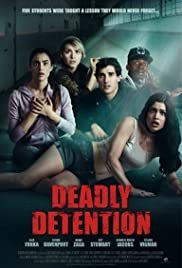 The Detained poster