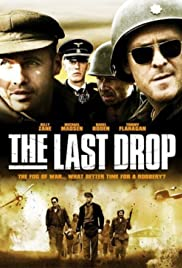 The Last Drop poster