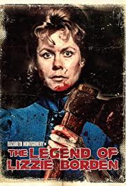 The Legend of Lizzie Borden poster