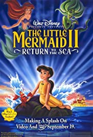 The Little Mermaid 2: Return to the Sea poster