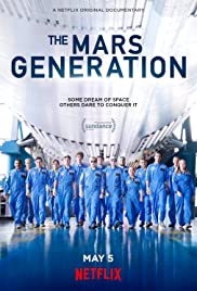 The Mars Generation poster